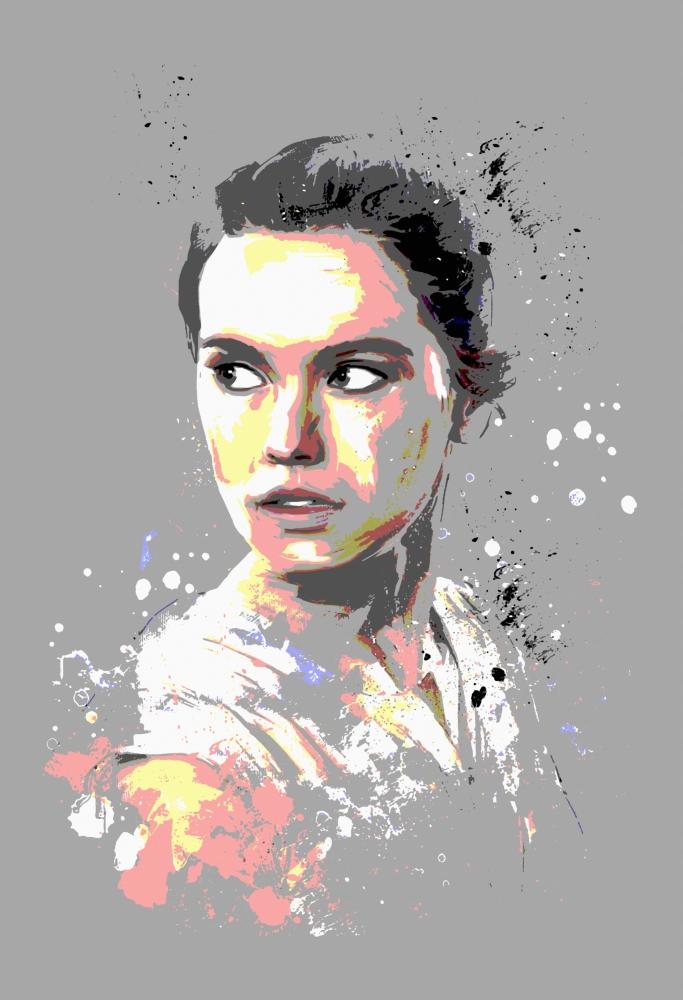 Daisy Ridley by iankingart